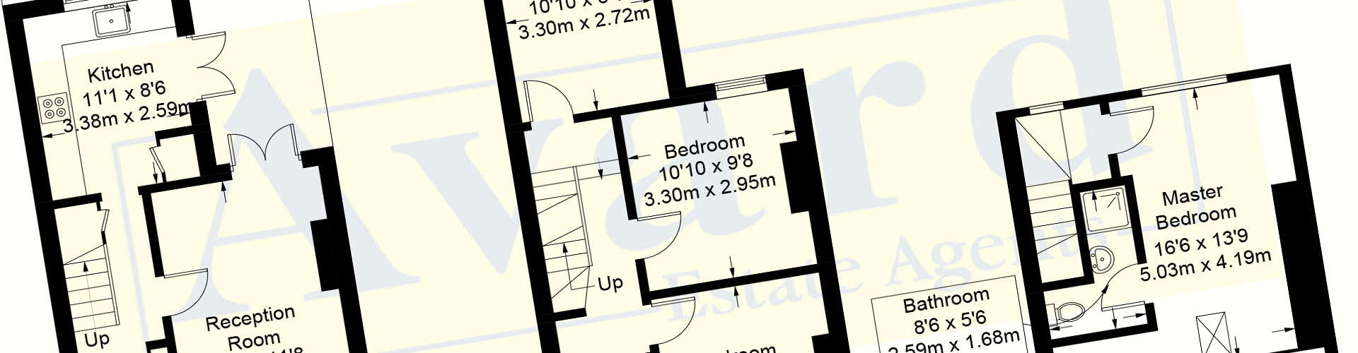 Floor plans avard estate agents for Floor plans for estate agents