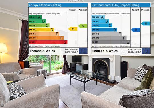 EPC energy performance certificates